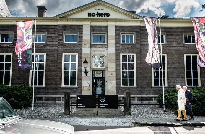 Nederland,Delden,07âē09-2018    no hero museum delden  foto Koen Verheijden.