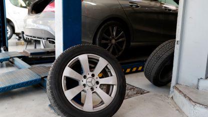 Automobilisten krijgen raad winterbanden zo snel mogelijk te vervangen