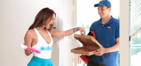 Slim sekssnufje: dit speeltje bestelt na je orgasme een pizza