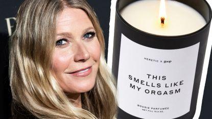 Gwyneth Paltrow doet het weer: nieuwe kaars ruikt naar haar orgasme