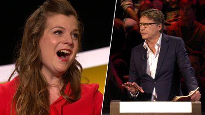 """Sopraan Astrid Stockman verbaast Erik Van Looy met haar stem: """"Het mooiste wat ik in 16 jaar heb gehoord"""""""