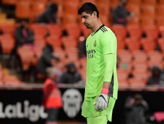 Thibaut Courtois zoekt geen excuses na horroravond in Valencia, maar heeft twijfels bij spelleiding
