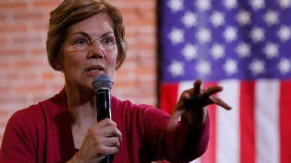 Democratische senator Elizabeth Warren verontschuldigt zich voor DNA-test die haar inheemse afkomst moest bewijzen