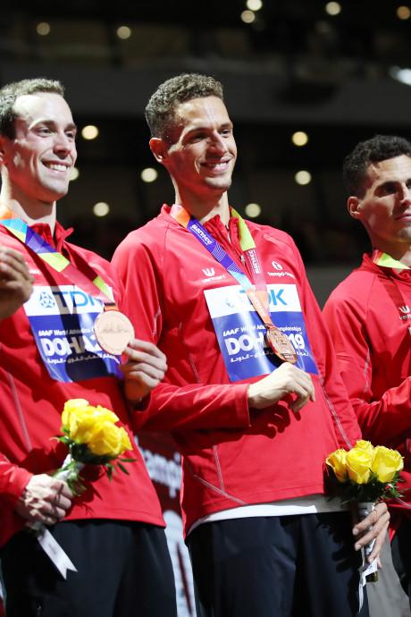 Voici combien pourrait gagner un sportif belge en cas de médaille à Tokyo