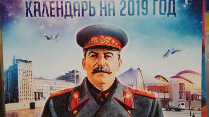 Ideetje voor Kerst? Russen zijn fan van deze jaarkalender van Stalin