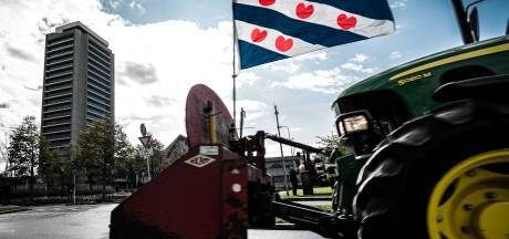 Noord-Hollandse boeren willen zich symbolisch afscheiden van provincie en bij Friesland voegen