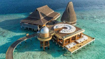 De eerste sterrenkijker op het water (en in een hotelbar)