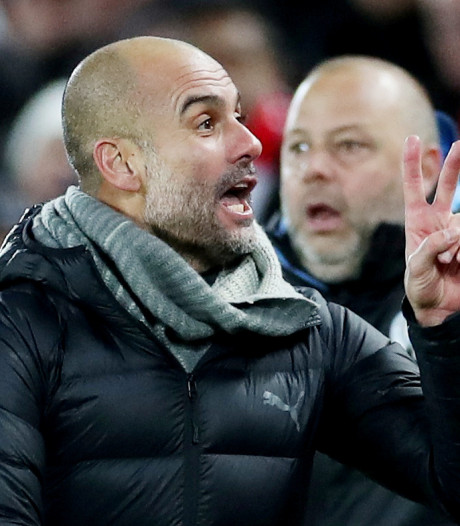 City richt zich op tweede plaats: 'Liverpool buitengewoon goed'