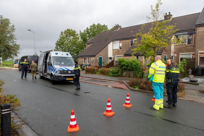 Explosieven Opruimingsdienst in Nieuwkoop