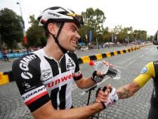 Dumoulin stijgt naar vierde plaats WorldTour