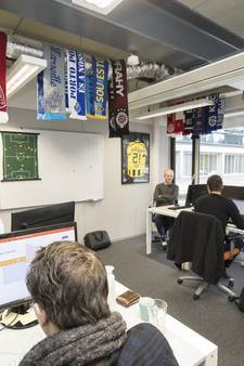 Technische snufjes uit Enschede in Engelse en Duitse voetbalstadions