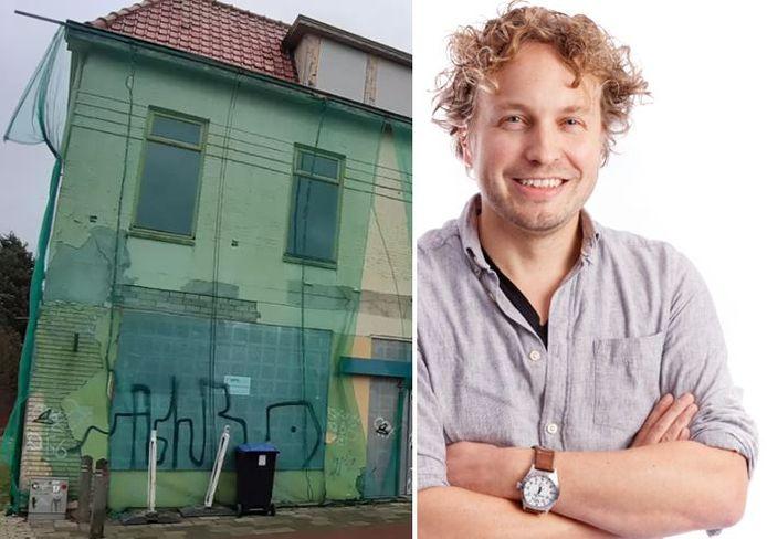 Het Stinkpand in Bergen op Zoom is niet uniek in zijn soort, zag columnist Niels Herijgens.