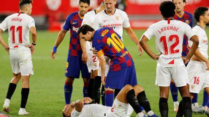 Real kan zondag langs Barça komen