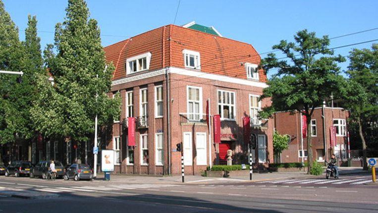 Veilinghuis Christie's Amsterdam aan de Cornelis Schuytstraat. © PAROOL Beeld