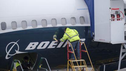 Boeing zet leveringen van de 737 MAX tijdelijk stop, productie gaat wel door