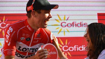 KOERS KORT (29/1). Wallays uit het ziekenhuis na zware valpartij, situatie wordt wel nog enkele dagen opgevolgd - Napoleon Cycling Cup krijgt nieuwe naam