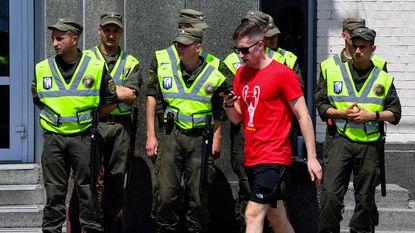 Aanloop naar finale Champions League verstoord door bomalarm in Kiev