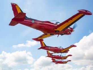Vijf legervliegtuigen vliegen donderdag over ons land als eerbetoon aan zorg