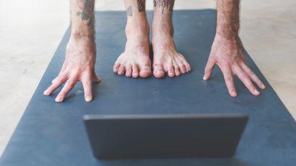 De opmars van YouTube-yoga: ontstressen met je laptop