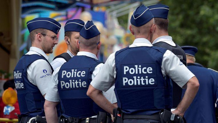 Belgische politie. Beeld reuters