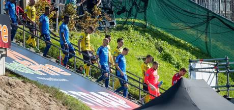 'Die stadiontrap voelt als een fijne warming-up'