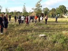 Eerste honderd graven liggen in natuur bij Schaijk