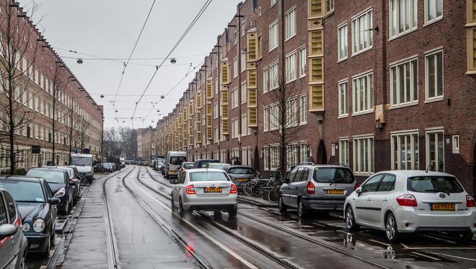 Bewoners vrezen dat er vaker ongelukken gebeuren wanneer tram 7 straks niet meer door de straat rijdt.