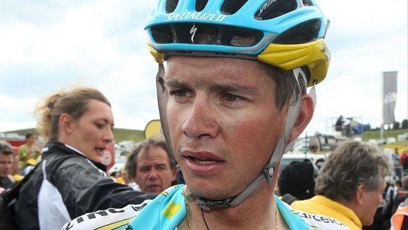 Tweevoudig Giro-winnaar Paolo 'Il Falco' Savoldelli krijgt de schorsing vanwege zijn contacten met de beruchte dopingarts Michele Ferrari.