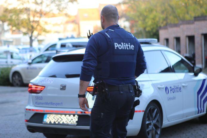 De politie opende een onderzoek naar de mogelijke dader van de inbraak.