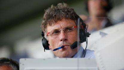 """Commentator Peter Vandenbempt voor AS Roma-Liverpool: """"De zenuwen staan ongelooflijk strak gespannen"""""""
