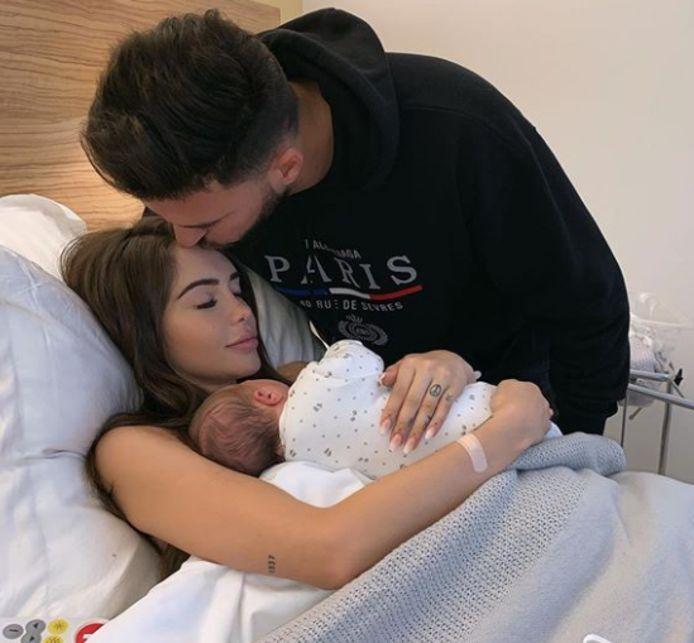 La star a donné naissance à son premier enfant.