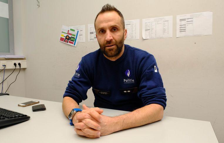 Hoofdinspecteur bij politiezone Mechelen-Willebroek Jeff Van Rompaey neemt deel aan 'Homo universalis'