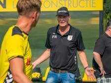 Trainer Fred Razing verlengt bij HAVO