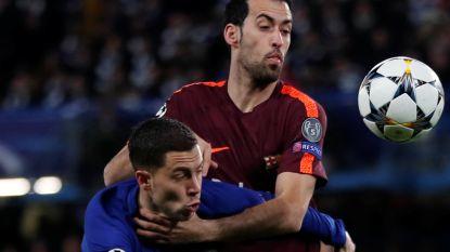De uitblinker gisteravond was niet Messi of Hazard, wel een van de meest onderschatte voetballers ter wereld: Sergio Busquets