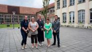 """De Ster en Secundaire Freinetschool stellen de plannen voor hun nieuwbouw aan het Rekhof voor: """"De nieuwe school wordt omringd door groen"""""""