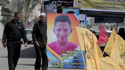 Wereldwijde verontwaardiging nadat 14-jarige Palestijn wordt doodgeschoten door Israëlische soldaten