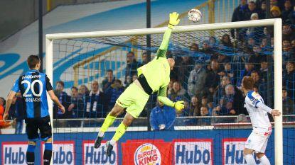 Al vijf matchen zonder zege: Club Brugge opnieuw niet efficiënt genoeg