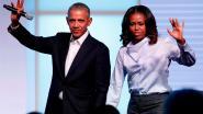 Obama's kopen rechten van boek over regering-Trump