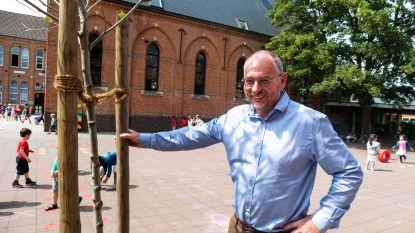 """Sint-Hubertusschool gaat speelplaats vernieuwen: """"Beton moet wijken voor groen"""""""