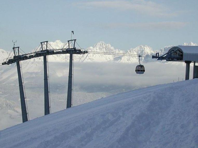 De Hornbahn in Kitzbühel