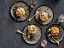 Wat Eten We Vandaag: Pasteitjes met kipragout