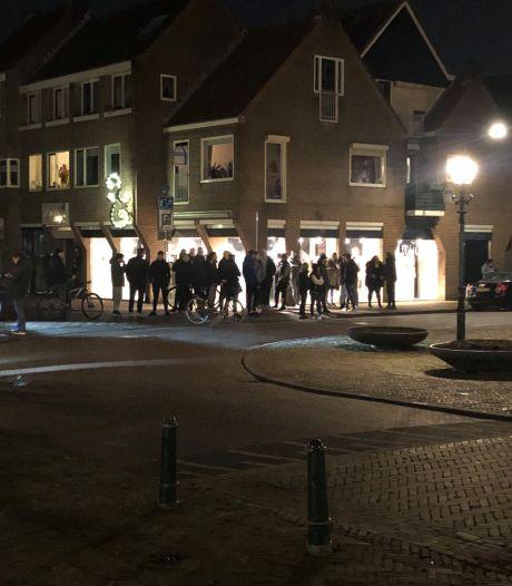 Veel politie op de been in regio Amersfoort, rellen blijven uit