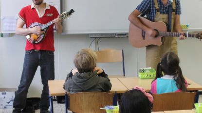 Nederlands leren? Zingen, ja!