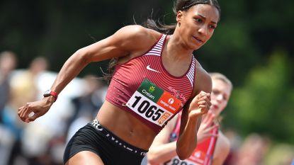 Nafi Thiam breekt meteen persoonlijk record 200m bij competitierentree