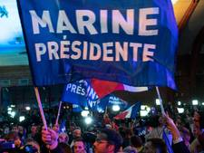 Marine Le Pen haalt hoogste aantal stemmen ooit voor Front National