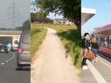 Race van Doetinchem naar Arnhem met de auto, trein en scooter: wat is het snelst?