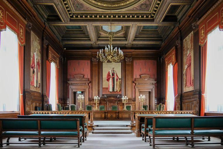 Het Justitiepaleis in Brussel, waar de zaak behandeld werd