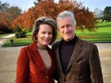 Des clichés inédits du roi Philippe et de la reine Mathilde pour leurs 20 ans de mariage
