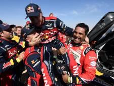 Troisième sacre pour Carlos Sainz, Ricky Brabec vainqueur final chez les motos