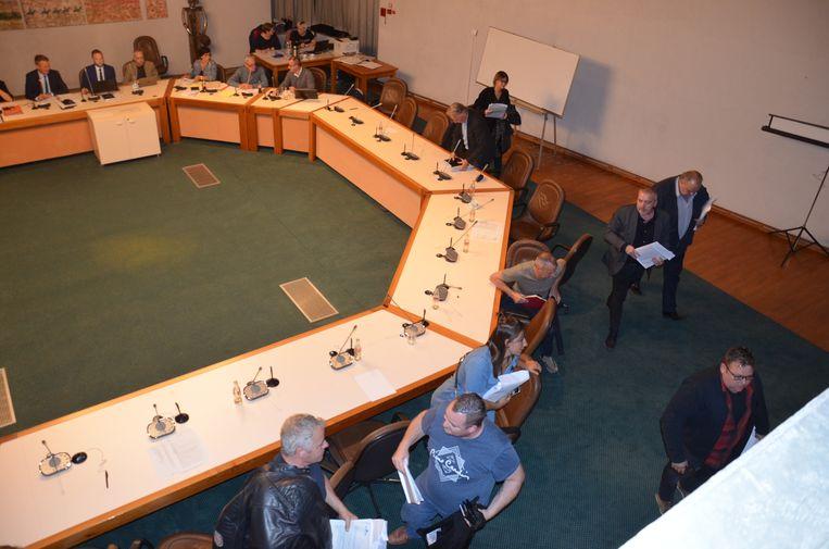 De Forza Ninove-fractie stapt op zodat de gemeenteraad niet kan doorgaan.